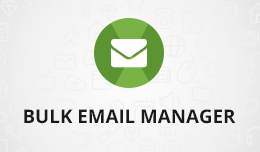 Bulk Email Manager