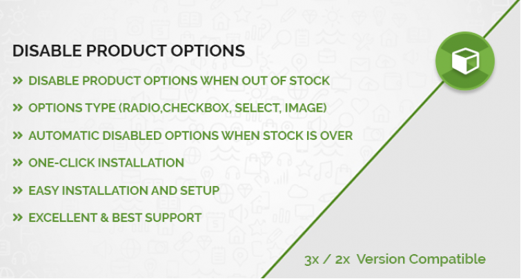 Disable Product Options when options out of stock