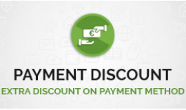 Payment Discount..