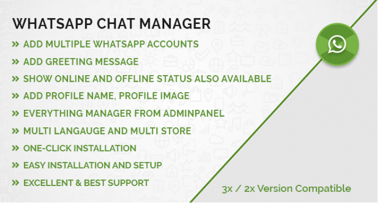 WhatsApp Chat Manager