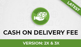 Cash On Delivery Fee..